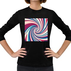 Lollipop Women s Long Sleeve Dark T-Shirts