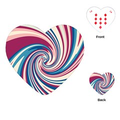 Lollipop Playing Cards (Heart)