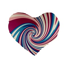Lollipop Standard 16  Premium Heart Shape Cushions