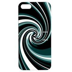 Elegant twist Apple iPhone 5 Hardshell Case with Stand