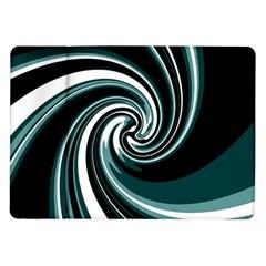 Elegant twist Samsung Galaxy Tab 10.1  P7500 Flip Case