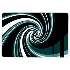 Elegant twist iPad Air 2 Flip