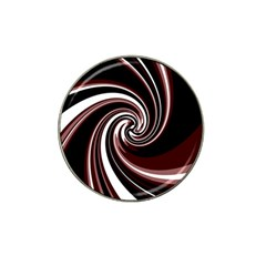 Decorative twist Hat Clip Ball Marker (4 pack)