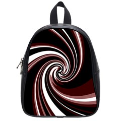 Decorative twist School Bags (Small)