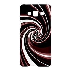 Decorative twist Samsung Galaxy A5 Hardshell Case