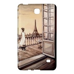 Paws For Thought  Copy Samsung Galaxy Tab 4 (8 ) Hardshell Case