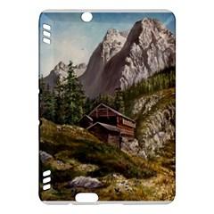 Dolomites Kindle Fire Hdx Hardshell Case