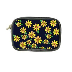 Daisy Flower Pattern For Summer Coin Purse