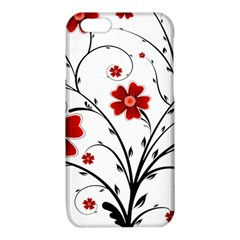 Flower Vector Art iPhone 6/6S TPU Case