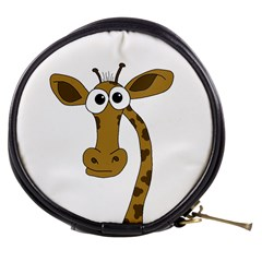 Giraffe  Mini Makeup Bags