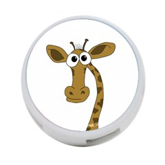 Giraffe  4-Port USB Hub (One Side)