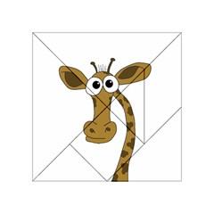 Giraffe  Acrylic Tangram Puzzle (4  x 4 )