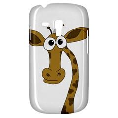 Giraffe  Samsung Galaxy S3 MINI I8190 Hardshell Case