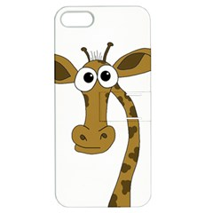 Giraffe  Apple iPhone 5 Hardshell Case with Stand