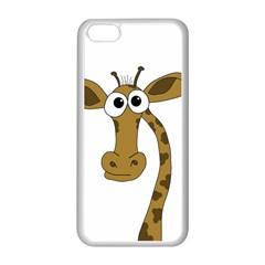 Giraffe  Apple iPhone 5C Seamless Case (White)