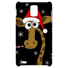 Christmas giraffe Samsung Infuse 4G Hardshell Case