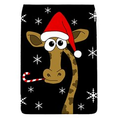 Christmas giraffe Flap Covers (L)