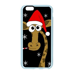 Christmas giraffe Apple Seamless iPhone 6/6S Case (Color)