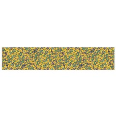Modern Abstract Ornate Flano Scarf (Small)