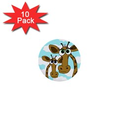Just the two of us 1  Mini Buttons (10 pack)