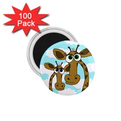Just the two of us 1.75  Magnets (100 pack)