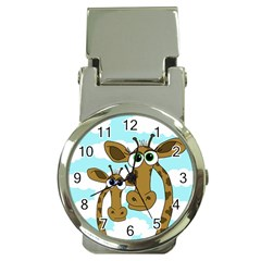 Just the two of us Money Clip Watches