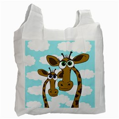 Just the two of us Recycle Bag (Two Side)