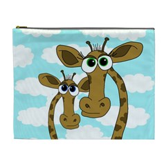 Just the two of us Cosmetic Bag (XL)