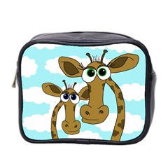 Just the two of us Mini Toiletries Bag 2-Side