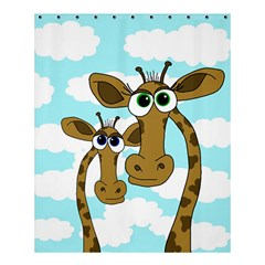 Just the two of us Shower Curtain 60  x 72  (Medium)