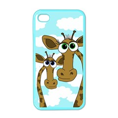 Just the two of us Apple iPhone 4 Case (Color)