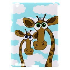 Just the two of us Apple iPad 3/4 Hardshell Case (Compatible with Smart Cover)