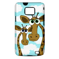 Just the two of us Samsung Galaxy S II i9100 Hardshell Case (PC+Silicone)