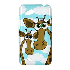 Just the two of us HTC Desire VC (T328D) Hardshell Case