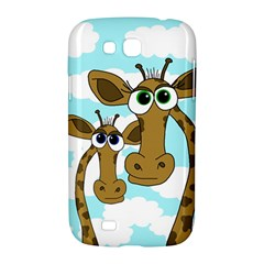 Just the two of us Samsung Galaxy Grand GT-I9128 Hardshell Case