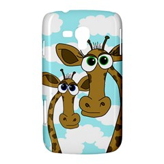 Just the two of us Samsung Galaxy Duos I8262 Hardshell Case