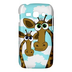 Just the two of us Samsung Galaxy Ace 3 S7272 Hardshell Case