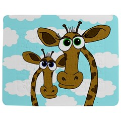 Just The Two Of Us Jigsaw Puzzle Photo Stand (rectangular)