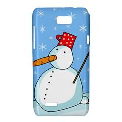 Snowman Motorola XT788