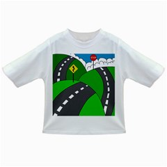 Hit the road Infant/Toddler T-Shirts