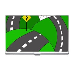 Hit the road Business Card Holders