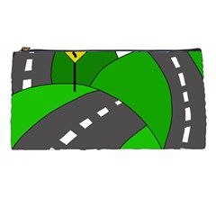 Hit the road Pencil Cases