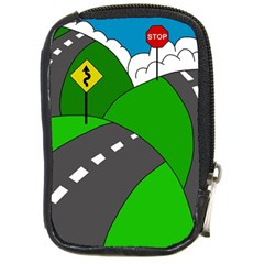 Hit the road Compact Camera Cases