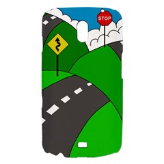 Hit the road Samsung Galaxy Nexus i9250 Hardshell Case
