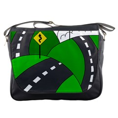 Hit the road Messenger Bags