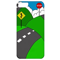 Hit the road Apple iPhone 5 Classic Hardshell Case