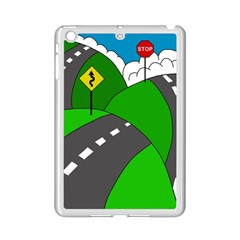 Hit the road iPad Mini 2 Enamel Coated Cases