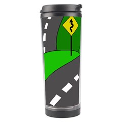 Hit the road Travel Tumbler
