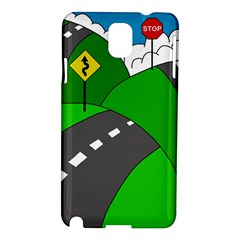 Hit the road Samsung Galaxy Note 3 N9005 Hardshell Case