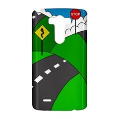 Hit the road LG G3 Hardshell Case
